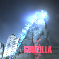 Gojira. (HP windows 7 wallpaper)