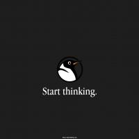 Start Thinking