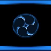 Logon Blu neon Uncle Marci