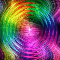 Energy flows.