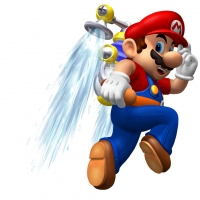 Super Mario Sunshine Wallpaper 46