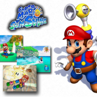 Super Mario Sunshine Wallpaper