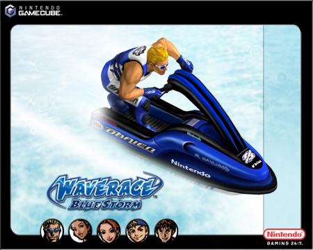 Wave Race Blue Storm Wallpaper 6