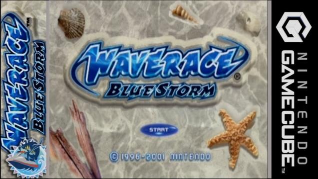 Wave Race Blue Storm Wallpaper 11