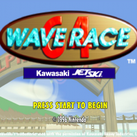 Wave Race Wallpaper 43