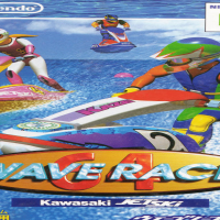 Wave Race Wallpaper 4