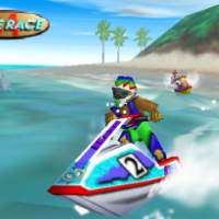 Wave Race Wallpaper 20