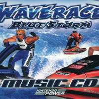 Wave Race Blue Storm Wallpaper 2