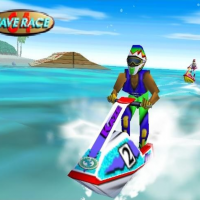 Wave Race Wallpaper 31
