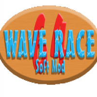 Wave Race Soft Mod Wallpaper 2