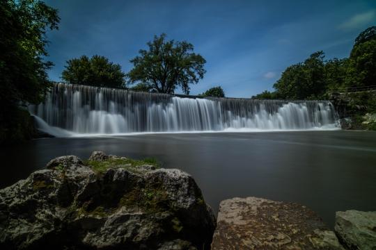 Root River Falls