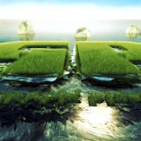 Grapix Pixel Islands