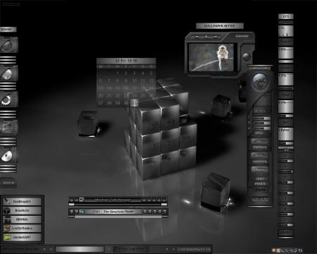 Blackbox on Windows XP