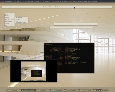 Coffee-W-Cream + Openbox
