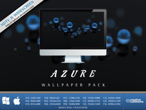 Azure HD Wallpaper