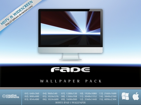 Fade HD Wallpaper
