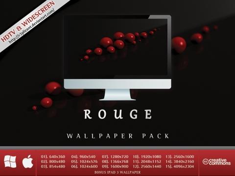 Rouge HD Wallpaper